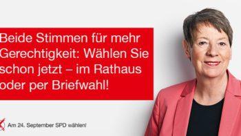 Permalink auf:Zeit für mehr Gerechtigkeit. Links zur Bundestagswahl am 24. September