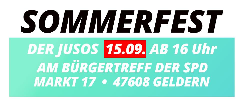 Permalink auf:Sommerfest der Jusos