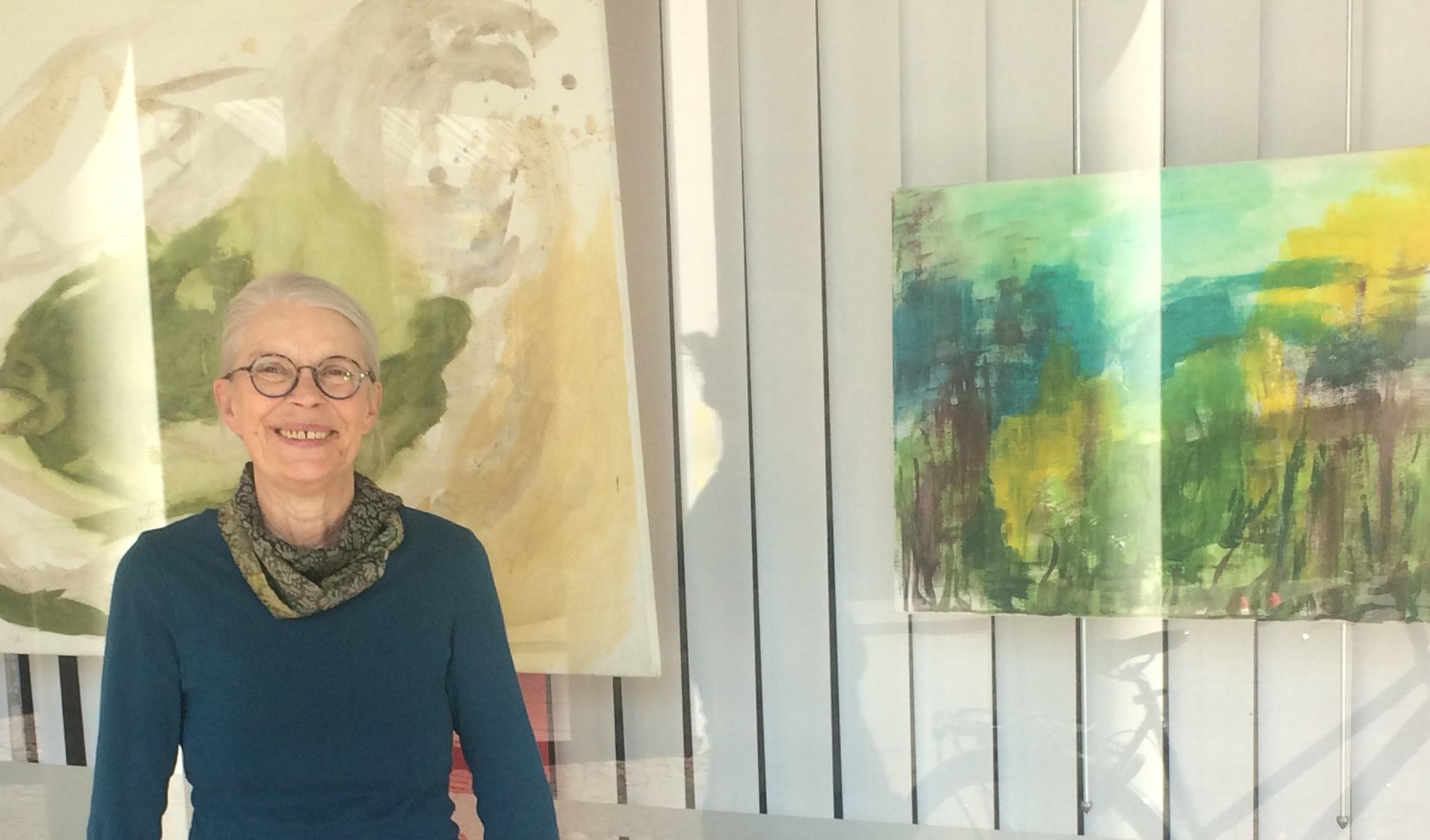 Permalink auf:Kunstwerke im Schaufenster