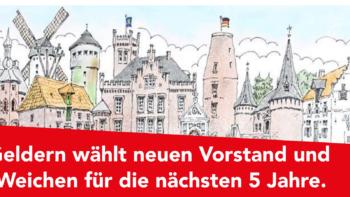 Permalink auf:SPD Geldern wählt neuen Vorstand: Doppelspitze im Amt bestätigt